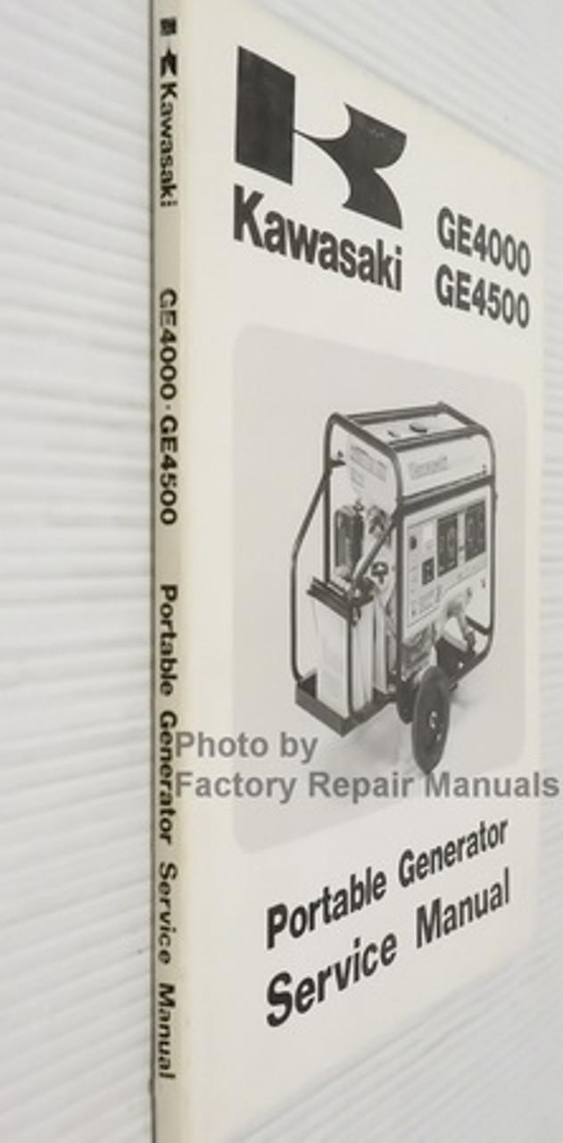 Kawasaki Ge As Generator Plug Wiring Diagram For on