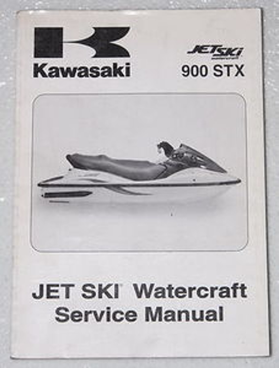 2004 Kawasaki 900 Stx Jet Ski Factory Service Manual Jt900