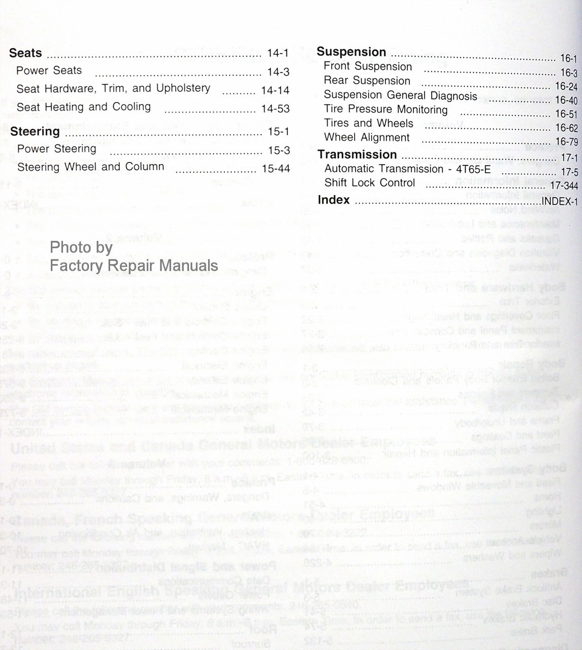 2011 chevrolet impala owners manual