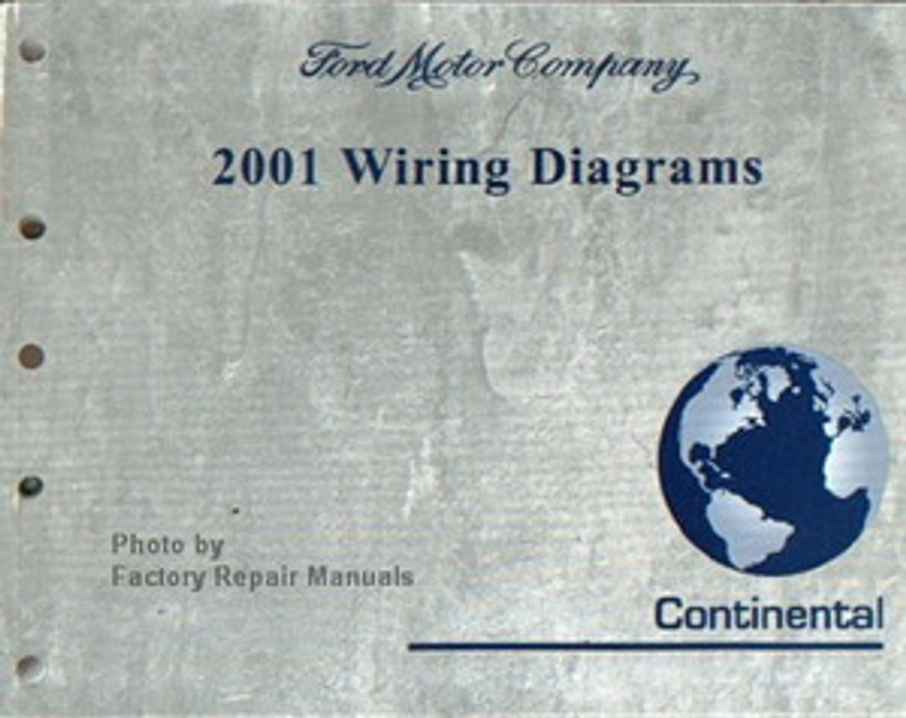 2001 Lincoln Continental Electrical Wiring Diagrams
