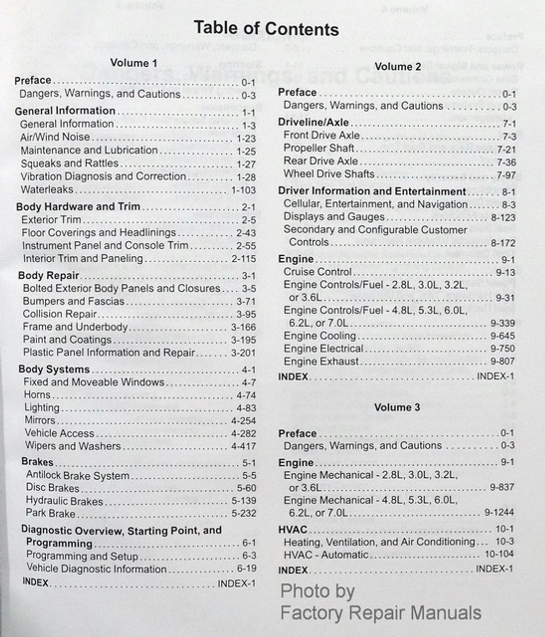 2012 Cadillac Cts  Cts-v Factory Service Manual Set Original Shop Repair