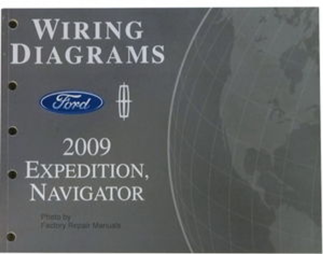 2009 Ford Expedition  U0026 Lincoln Navigator Electrical Wiring