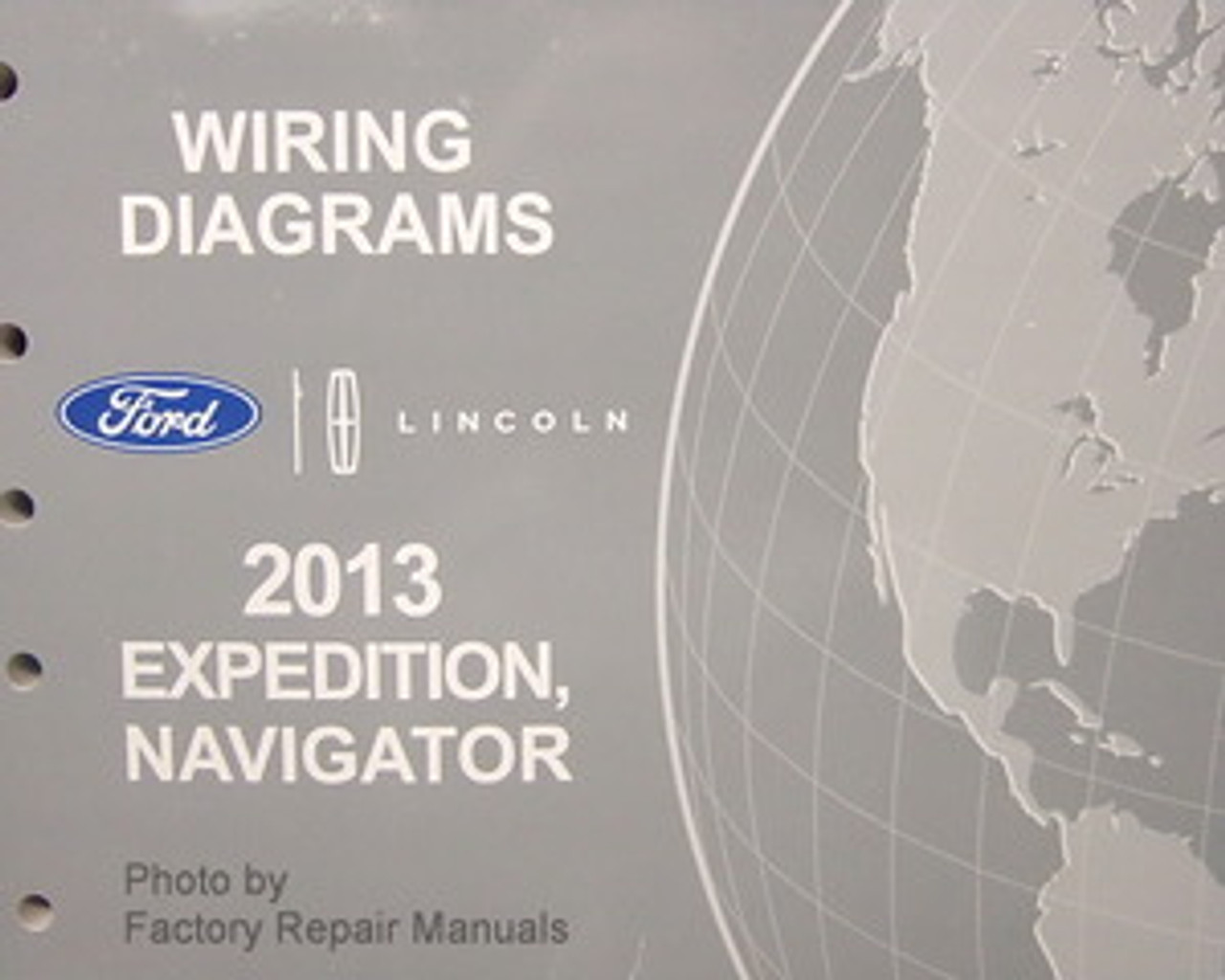 2013 Ford Expedition And Lincoln Navigator Electrical