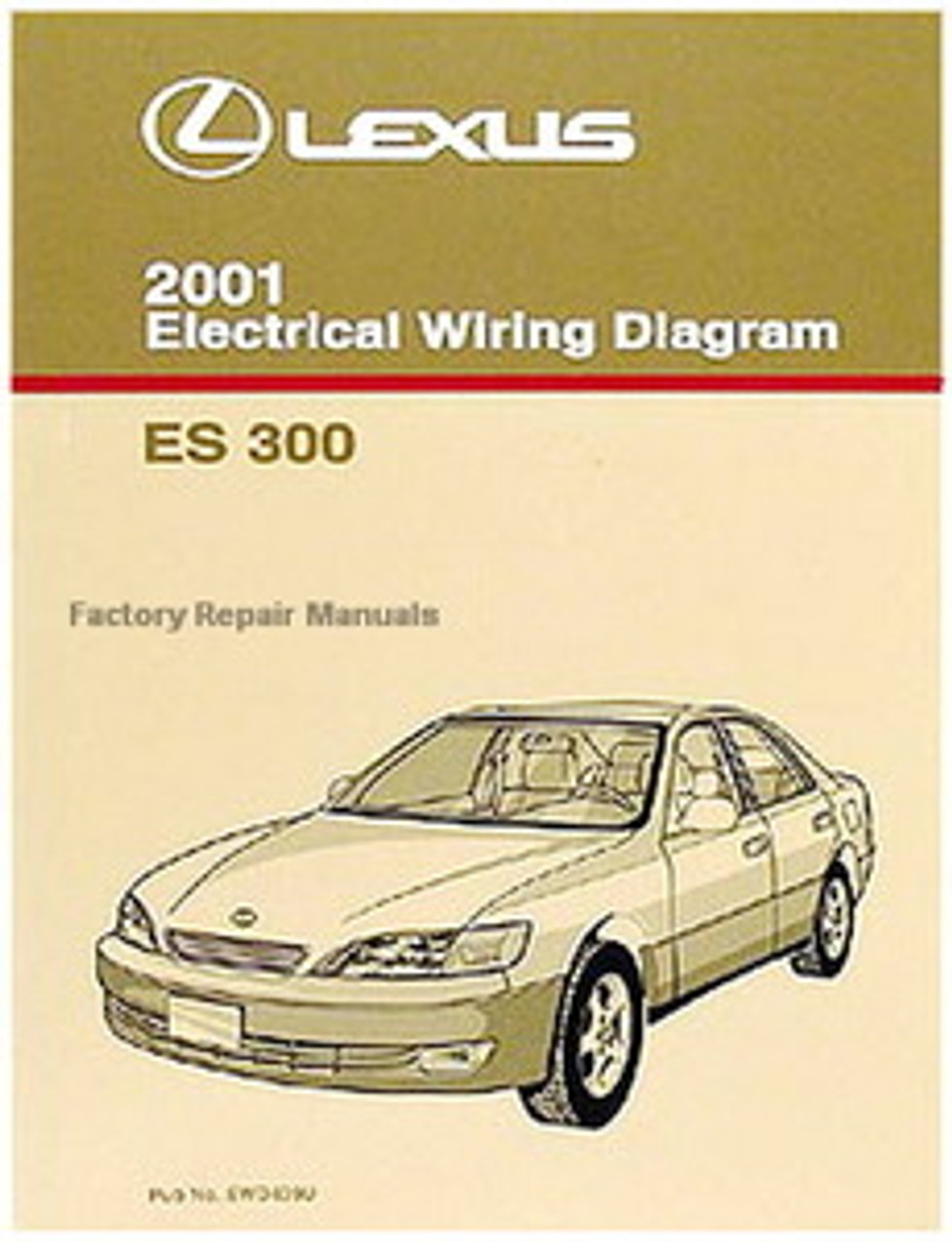 2001 Lexus Es300 Electrical Wiring Diagrams