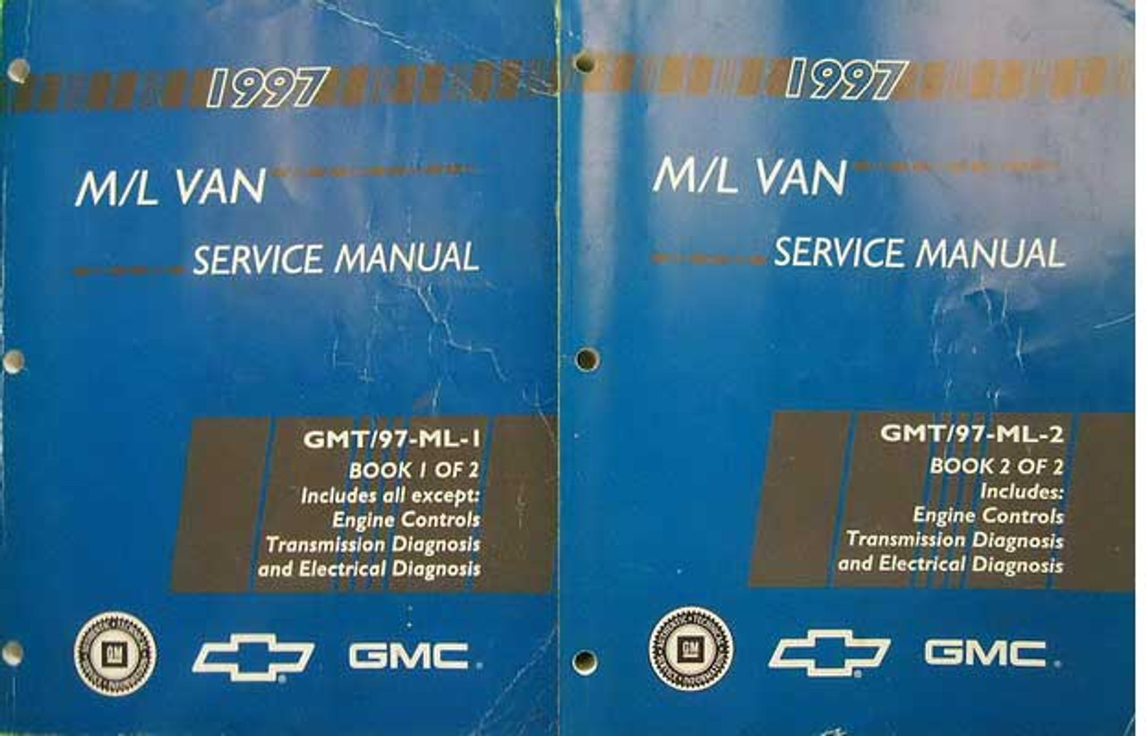 1997 chevy astro wiring schematic 1997 chevy astro van  gmc safari factory service manual set  1997 chevy astro van  gmc safari