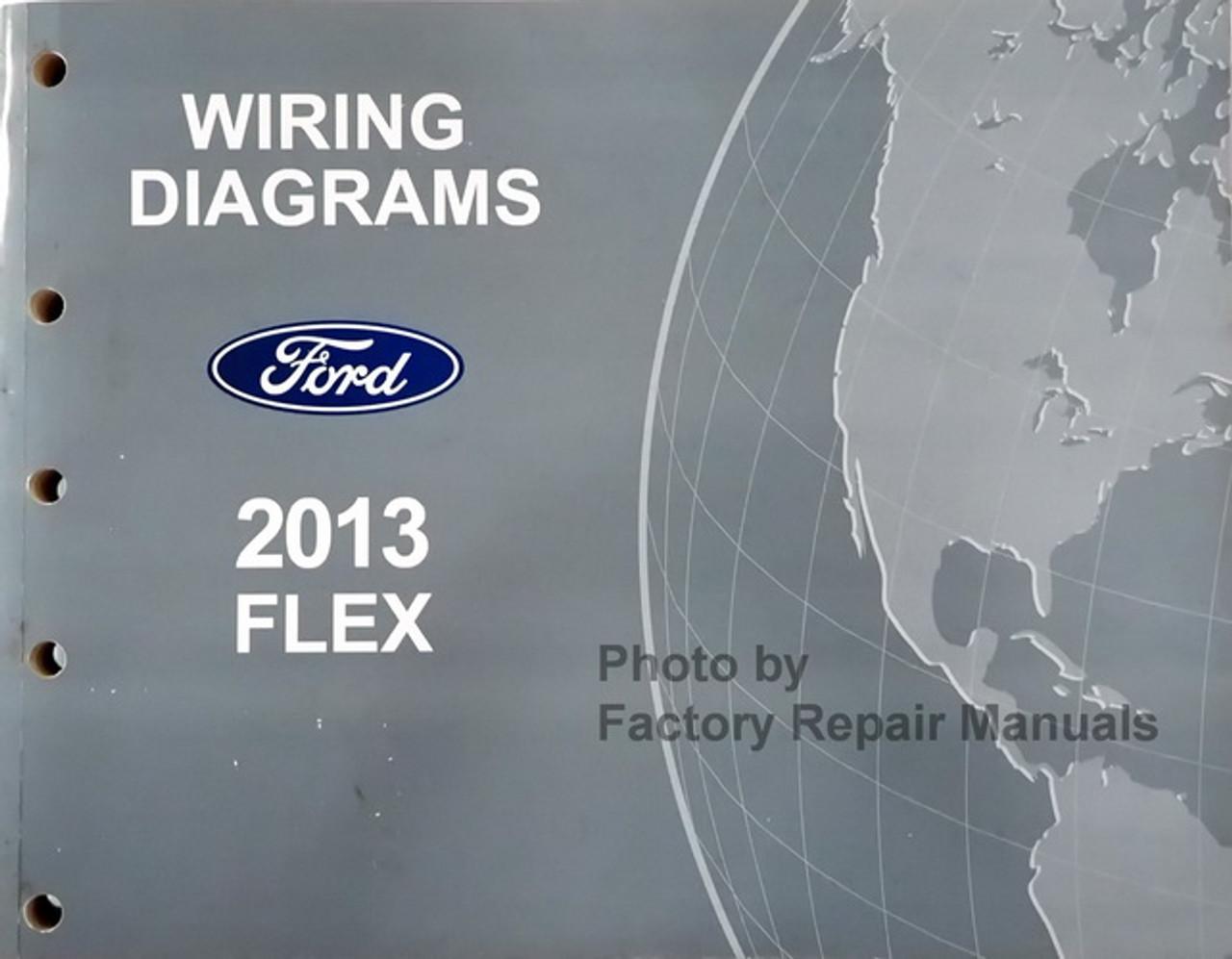Ford Flex Wiring Schematic Wiring Diagram Limited Limited Zaafran It