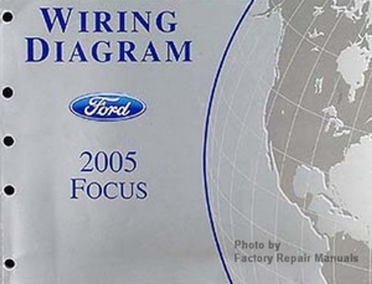 2005 Ford Focus Electrical Wiring Diagrams Original