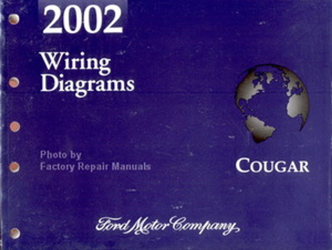 2002 mercury cougar electrical wiring diagrams original ford manual wiring diagram 2002 mercury cougar 2002 mercury cougar wiring diagram #4