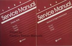 1984 Service Manual Mini Ram Van Caravan Mini-Ram Voyager