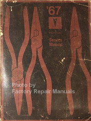 1967 Pontiac Service Manual