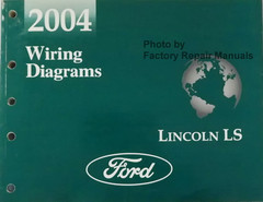 2004 Wiring Diagrams Lincoln LS