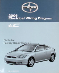 2006 Scion tC Electrical Wiring Diagram