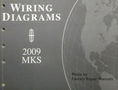 2009 Lincoln MKS Wiring Diagrams