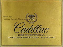 Cadillac 1982 Electrical Troubleshooting Manual
