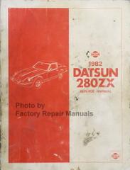 1982 Datsun 280ZX Service Manual