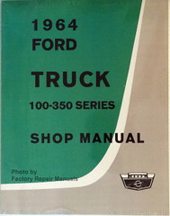 1964 Ford Truck 100-350 Series Shop Manual