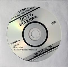 2016 Nissan Maxima Electronic Service Manual
