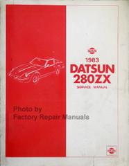 1983 Datsun 280ZX Service Manual