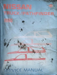 1990 Nissan Truck/Pathfinder Service Manual