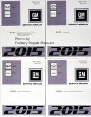 2015 Chevrolet Equinox GMC Terrain Service Manual