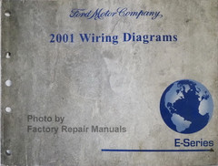 Ford E-Series 2001 Wiring Diagrams