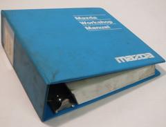 2001 Mazda Miata Workshop Manual