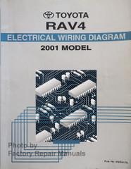 2001 Toyota Rav4 Electrical Wiring Diagrams