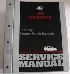 1995 Ford Windstar Service Manual