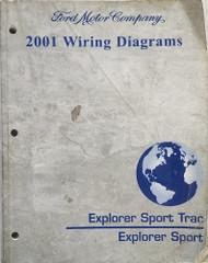 2001 Wiring Diagrams Ford Explorer Sport Trac Explorer Sport