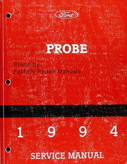 Ford Probe 1994 Service Manual