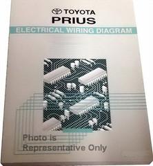2012 Toyota Prius V Electrical Wiring Diagram