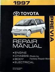 1997 Toyota Previa Repair Manual