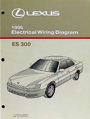 Lexus 1996 Electrical Wiring Diagram ES 300