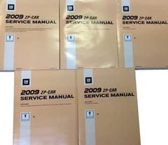 2009 Pontiac G6 Service Manuals