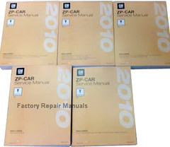 2010 Pontiac G6 Service Manuals