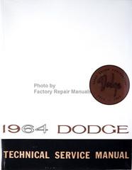 1964 Dodge Technical Service Manual