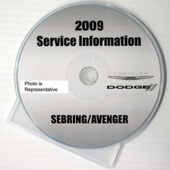 2011 dodge avenger service manual