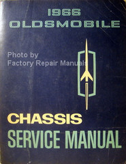 1966 Oldsmobile Chassis Service Manual