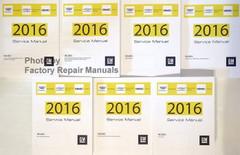 2016 GM CKUV Chevy Tahoe Suburban GMC Yukon Denali Cadillac Escalade Service Manual Volume 1 - 7