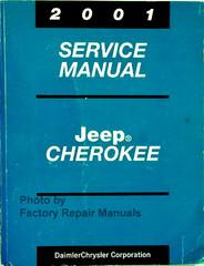 2001 Service Manual Jeep Cherokee