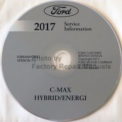 Ford 2017 Service Information C-Max