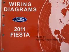 Wiring Diagrams Ford 2011 Fiesta