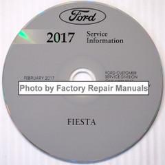 Ford 2017 Service Information Fiesta