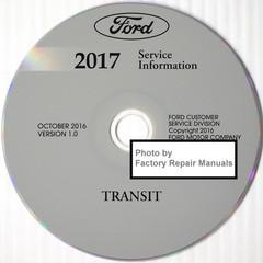 Ford 2017 Service Information Transit