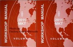 Lincoln 2011 MKT Workshop Manual Volume 1, 2