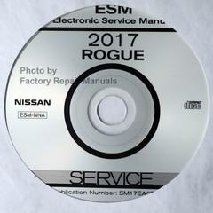 2017 Nissan Rogue ESM Electronic Service Manual