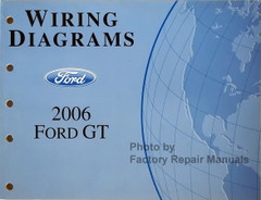Wiring Diagrams 2006 Ford GT