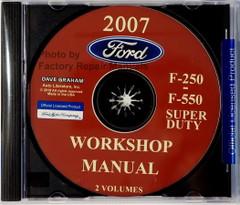 2007 Ford Econoline E150 E250 E350 E450 Electrical Wiring Diagrams Manual Factory Repair Manuals