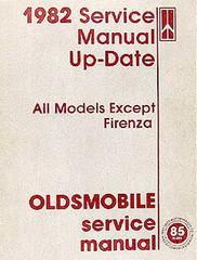 1982 Service Manual Up-Date Oldsmobile Service Manual