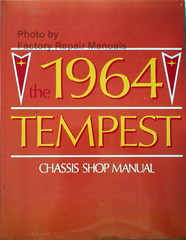 1964 Pontiac Tempest Chassis Shop Manual